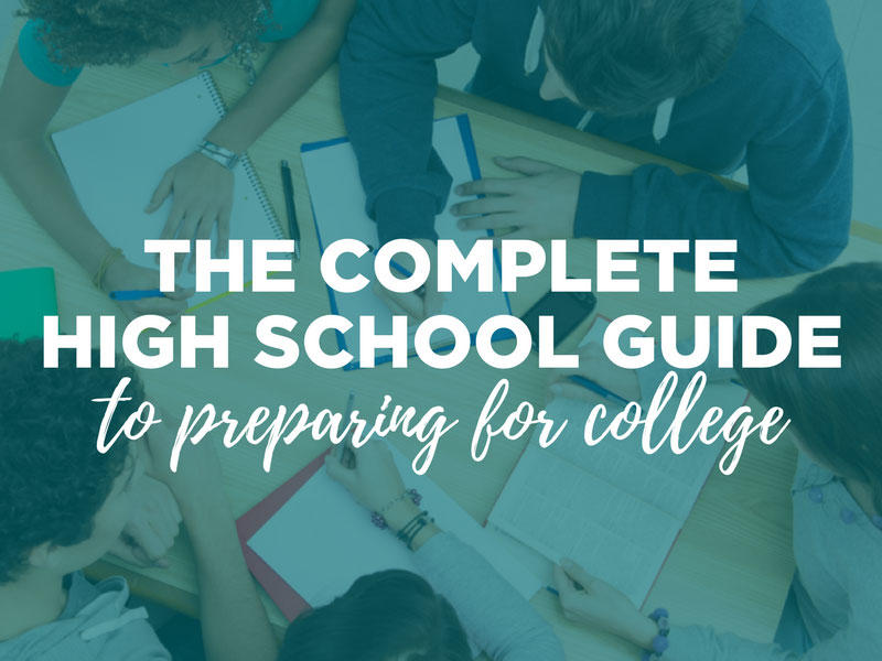 Online Course: The Complete High School Guide in Preparing for college
