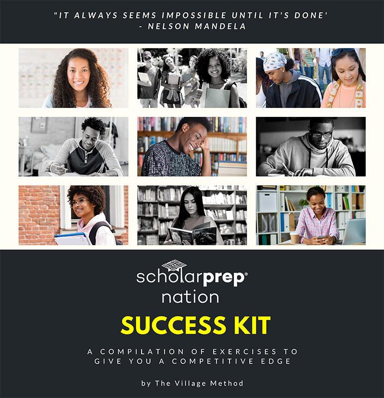 ScholarPrep Success Kit cover